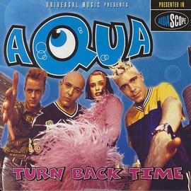 AQUA альбом Turn Back Time