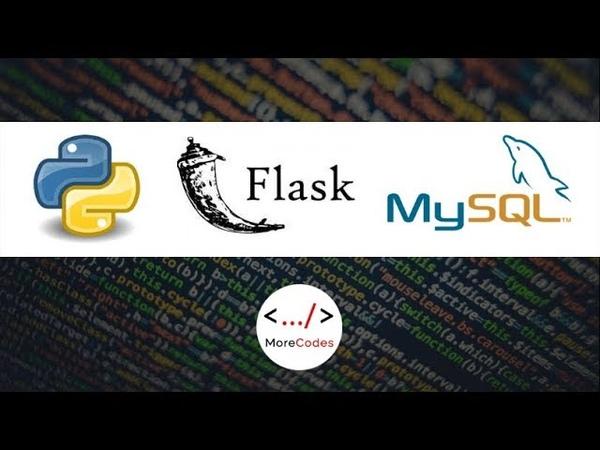 Flask MySQL User Registration and Login Explainer Video