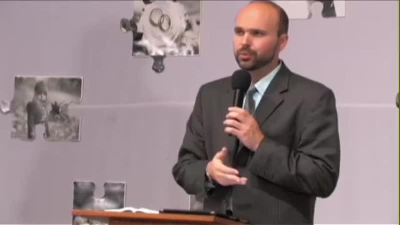 6. Вера Христа, или во Христа - Проповедь Виталия Олийника. 10.12.2013