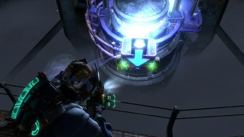 Глава 3. SMC Роанок (Реакторный отсек)