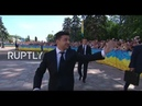 LIVE Zelensky's inauguration takes place at Ukrainian Parliament ENG