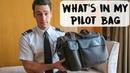 WHAT'S IN MY PILOT BAG Australia VLOG 56