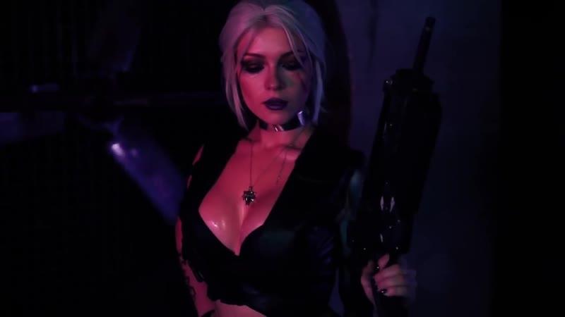 Ciri - Cyberpunk 2077 (Irina Meier)