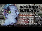 Internal Bleeding - Litany of Insincerity