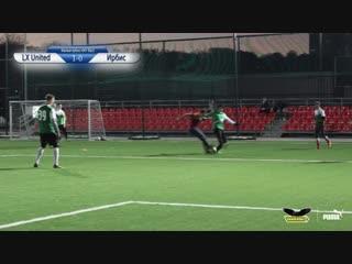 LX United - Ирбис (Матч за 3 место МК)