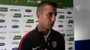 Paco García: En la segunda parte nos faltó tener más claridad en las salidas