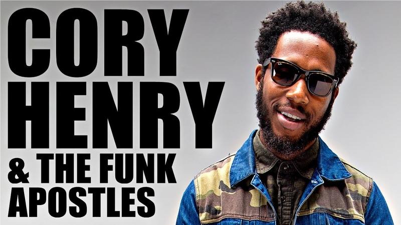 Cory Henry The Funk Apostles - Festival de Jazz de Vitoria-Gasteiz 2018