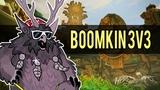 Boomkin Farming Rank 1 Players in 3v3
