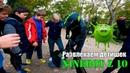 Ninebot z10 парк в г Albacete развлекаем детишек