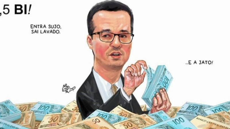 Tribunais devem vetar fundo milionário da República de Curitiba