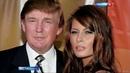 Мистер и миссис Трамп как Мелания прикрывала Дональда
