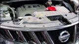 Меняю масло в вариаторе Ниссан Мурано Z51 2010 года Nissan Murano 2часть