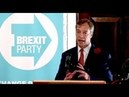 Nigel Farage: Brexit Party Press Conf: Introducing five more candidates - London, 23 April 2019