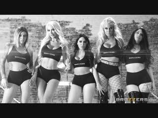 Bridgette B, Gina Valentina, Karma Rx, Lela Star, Nicolette Shea (Brazzers House 3: Finale)[2018, Anal Sex, Group, Orgy 1080p]