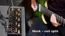 NUX Cerberus Demo - ST Custom Guitars Handcrafted in Nepal