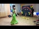 Анастасия Семёнова, рук.студии танца Султана-Эль-Ракс