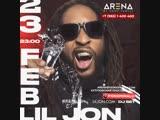 Lil Jon 23.02 ARENA by Soho Family