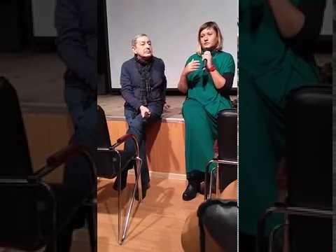 Фильм Аритмия Обсуждение со сценаристом после просмотра
