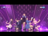 Perfomance 180918 OH MY GIRL -