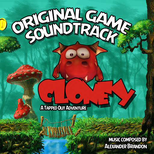 Alexander Brandon альбом Cloney: A Tapped Out Adventure (Original Game Soundtrack)
