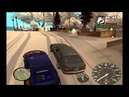 Обзор игры Grand Theft Auto. San Andreas - Winter Edition