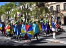 Парад-карнавал. Художественная школа.