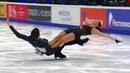 Софья Евдокимова Егор Базин Ритм танец Танцы Rostelecom Cup Гран при по фигурному катанию сезо