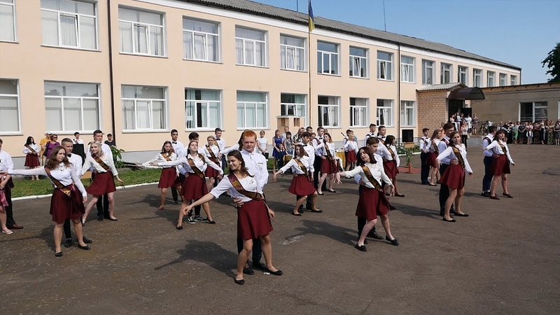 Вальс випускників Овруцької ЗОШ №1