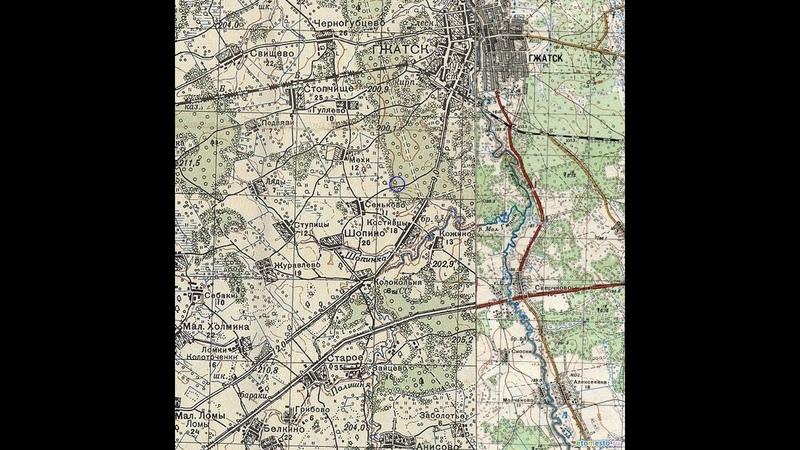 Часть 8 Заброшенне тракты Смоленщины Старая Смоленская дорога из Вязьмы до Гагарина