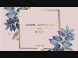Gfriend -Summer Rain dance cover by Jul F. (Signal Motion)