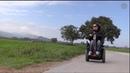 Rollstuhl Power Akku S2 Apache drei Länder Tour Bodensee