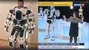 Телевизионный Робот оказался костюмом аниматора за 250 т.р.