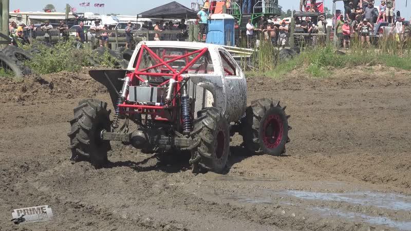 Spring Break 2019 Mega Truck Mud Races - Redneck Mud Park