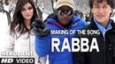 Heropanti: Making of the song Rabba   Tiger Shroff   Kriti Sanon