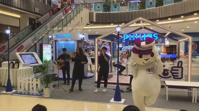 Chương trình giới thiệu tiêu chuẩn EyeComfort của Philips tại AeonMall Bình Tân