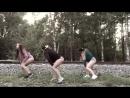 Twerk в Иркутске. booty dance.