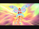Winx Club All Transformations [Power Rangers]