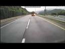 Водитель проспал жесткая авария