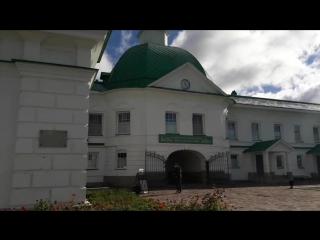 Мужской монастырь Александра Свирского