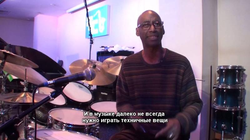 Omar Hakim interview for Drumspeech.com