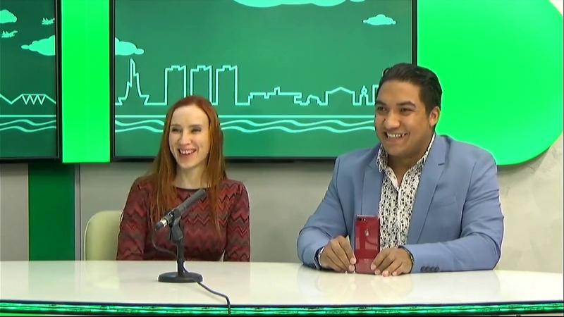 Гость на Радио 2. Эсекъель Гомес и Татьяна Решетнёва, преподаватели аргентинского танго.