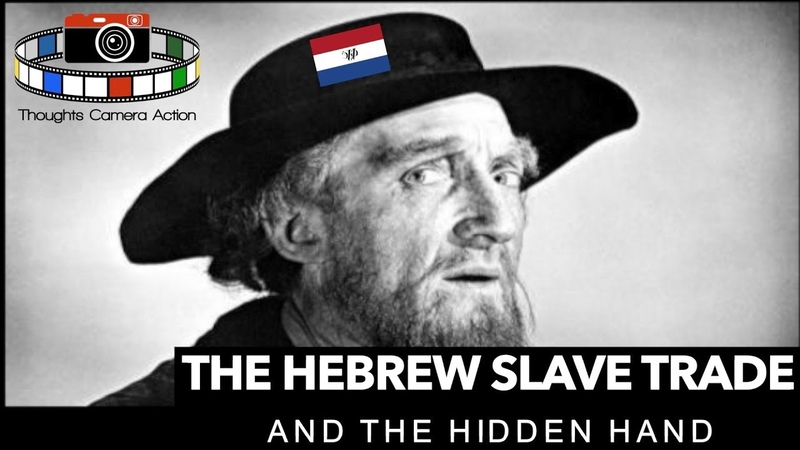 THE JEW SLAVE TRADE AND THE HIDDEN HAND