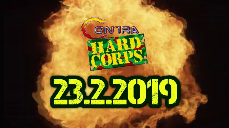 CONTRA: HARD CORPS [ULTRA HACK] - TRAILER