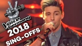 Johnny Cash - Ring of Fire (Alexander Eder) The Voice of Germany Sing-Offs