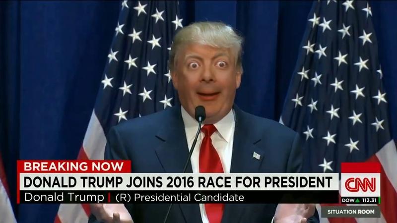 Donald Trump | Mr. Bean Deepfake