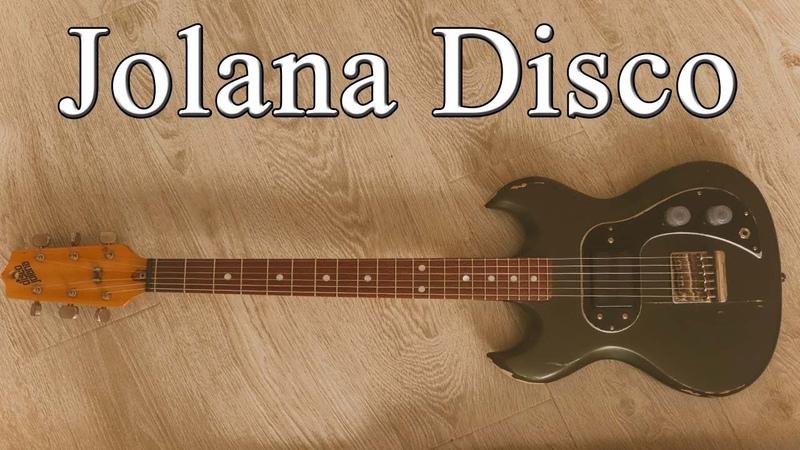 JOLANA DISCO
