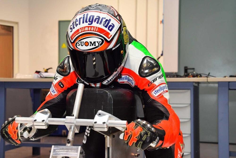 Макс Бьяджи готовится установить рекорд скорости