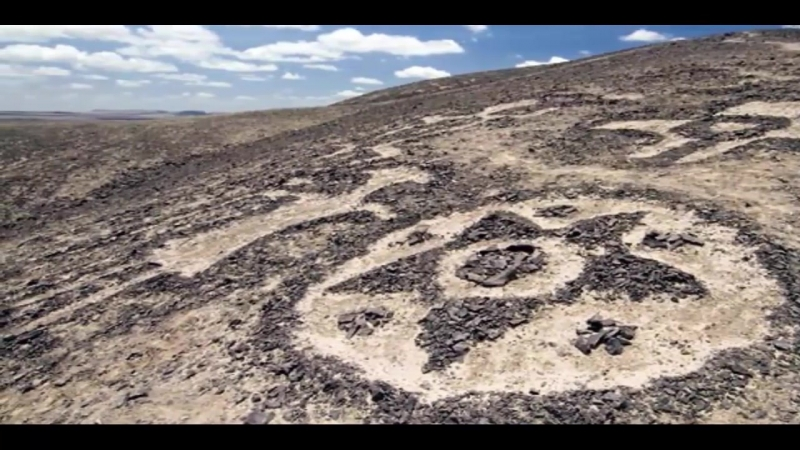 Геоглифы Атакама