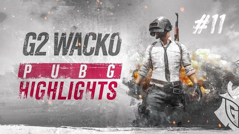 G2 WACKO PUBG Highlights