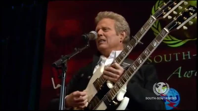 Don Felder Performing Hotel California 2011 South South Awards